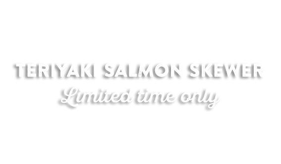 Salmon Skewer DesktopText