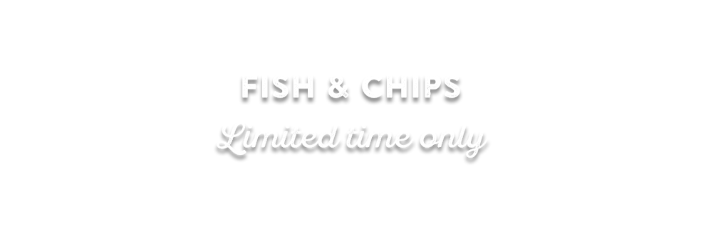Spring LTO Fish and Chips Title Overlay